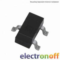 Транзистор BC849B, NPN, 30V, 0.1A, корпус SOT-23