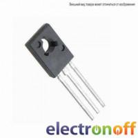 Транзистор BD140, PNP, 80V, 1.5A, корпус TO-126