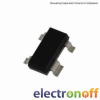 Транзистор BFG67X, NPN, 10V, 0.05A, корпус SOT-143