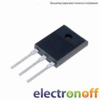 Транзистор BU2508DX, NPN, 1500V, 8A, корпус SOT199