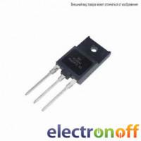 Транзистор BU508AX, NPN, 1500V, 8A, корпус SOT-399