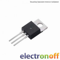 Транзистор IRF610 полевой N-канальный 200V 4A корпус TO-220