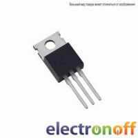 Транзистор IRLZ44N полевой N-канальный 55V 47А корпус TO-220AB