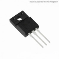 Транзистор STP4NK80ZFP полевой N-канальный 800V 3A корпус TO-220FP