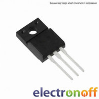 Транзистор STP6NK90ZFP полевой N-канальный 900V 5.8A корпус TO-220FP