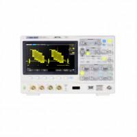 Цифровой осциллограф Siglent SDS2204X 200 МГц, 2ГВ/с, 4 канала