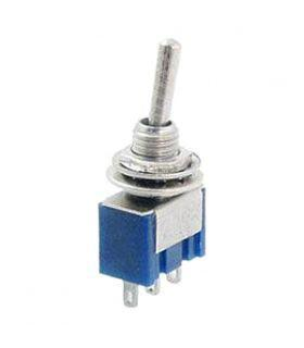 Тумблер MTS 102 on-on, 3pin
