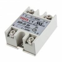 Твердотельное реле 40А 380VAC (оптосимистор+снаббер) 40А 380VAC
