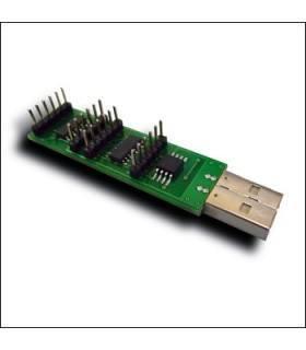 Устройство управления нагрузками (USB, 16 каналов)  MP710