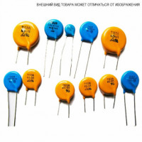 Варистор 270В d-10мм (HEL-10D271K)