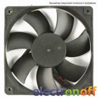Вентилятор BRUSHLESS 120x25мм 12V  (QY12025D12LS)