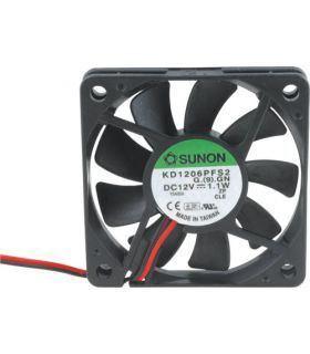 Вентилятор SUNON 120x38мм 12V 2.8W (KD1212PMB3-6A.GN)