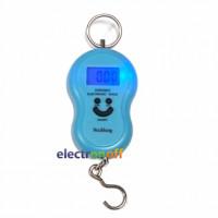 Весы кантер электронные (40kg±10g)