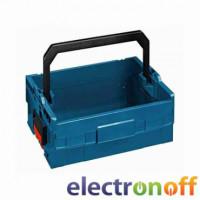Ящик Bosch с ручкой LT-BOXX 170 для инструментов и оснастки