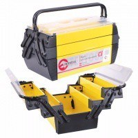 Ящик для инструмента 18 дюймов, на 5 секций, 454x210x230 мм BX-5018 INTERTOOL