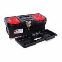 Ящик для инструмента с металлическими замками 13 дюймов 330 x 177 x 135 мм BX-1013 INTERTOOL