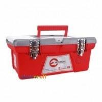 Ящик для инструмента с металлическими замками 13 дюймов 335 x 185 x 130 мм BX-0513 INTERTOOL
