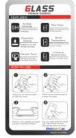Закаленное защитное стекло для Huawei Honor 4C (0.3 мм, 2.5D, с олеофобным покрытием)