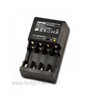 Зарядка CR8168GS (для 2/4xAA/2/4xAAA)
