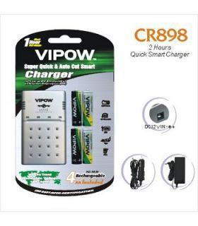 Зарядка CR898 + 4xAA2300mAh