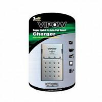 Зарядка CR898V (для AA/AAA от 12V и 220V)