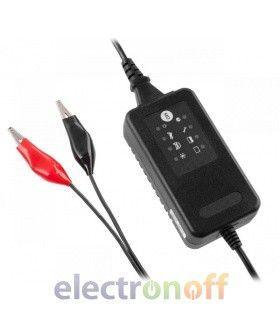 Зарядка гелевых аккумуляторов 12V (2-90Ah)