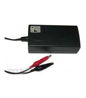 Зарядка гелевых аккумуляторов 12V (7-14Ah)
