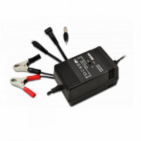 Зарядка гелевых аккумуляторов 6V/12V (1800mA)